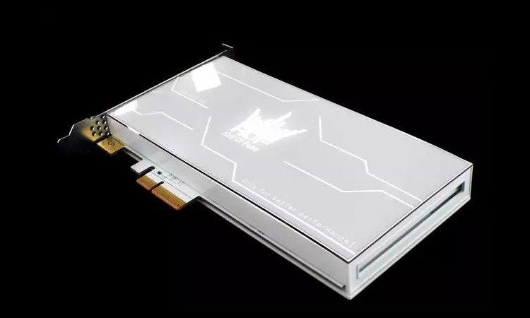 Galax HOF PCIe 1