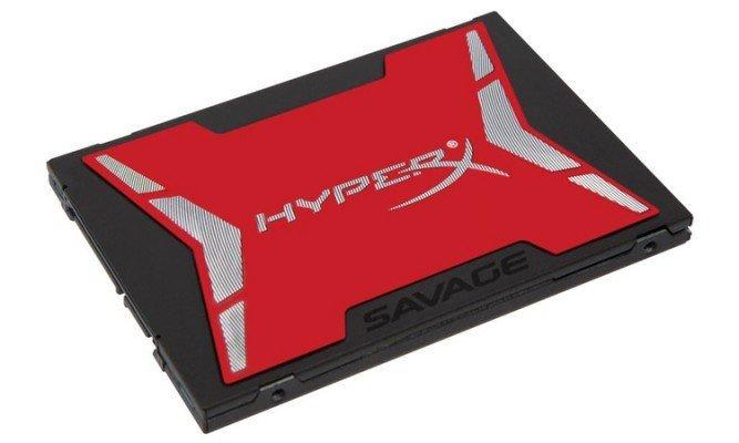 SSD Kingston HyperX Savage