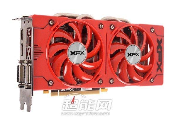 XFX R9 380 Crimson Edition1