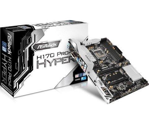 ASRock H170 Pro4 Hyper 1