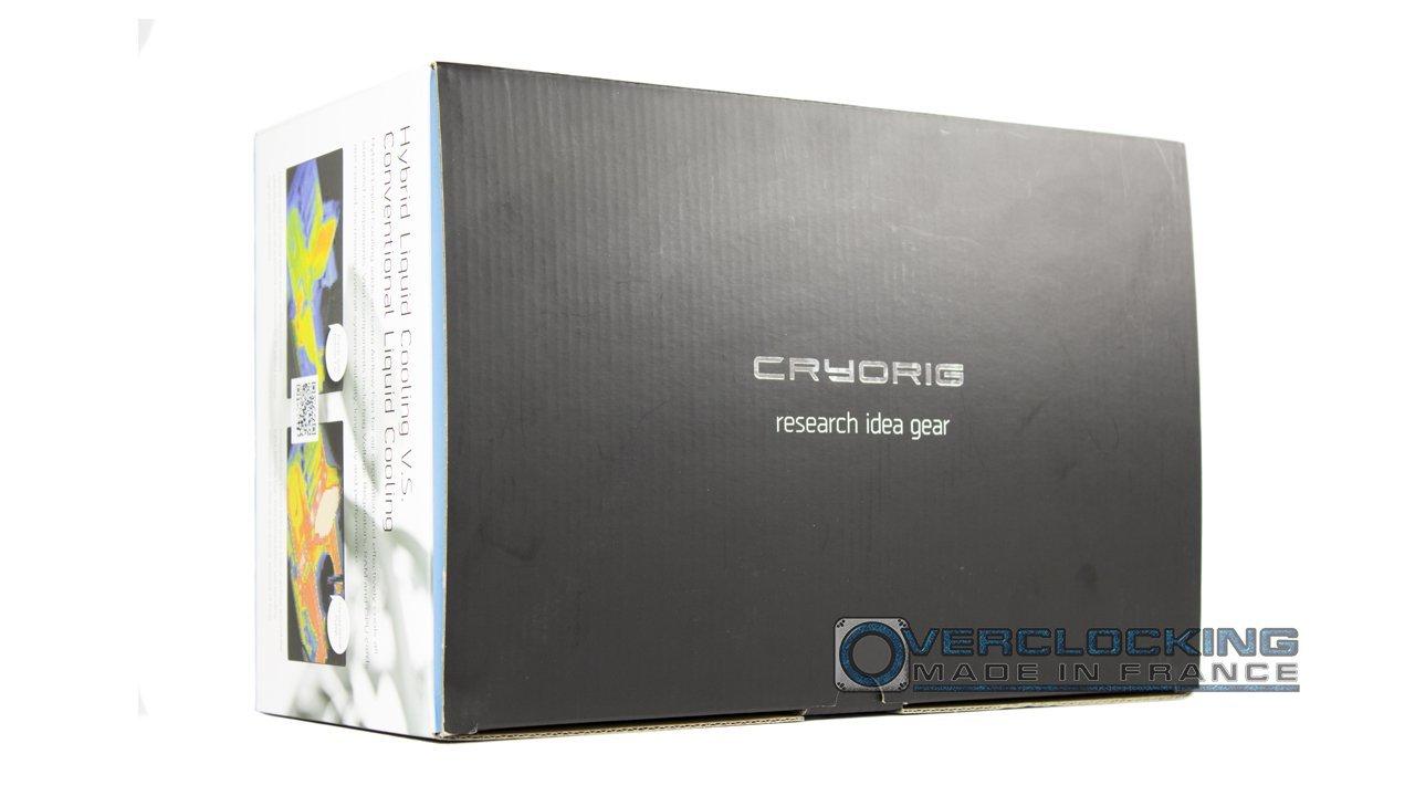 Cryorig A40 boîte 1