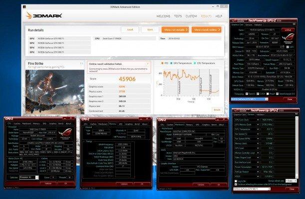 Elmor 3DMark Fire Strike 45906 Marks 2