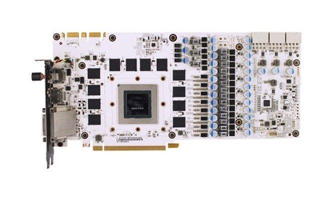 Galax GTX 980 Ti HOF GOC 14+3 Phases