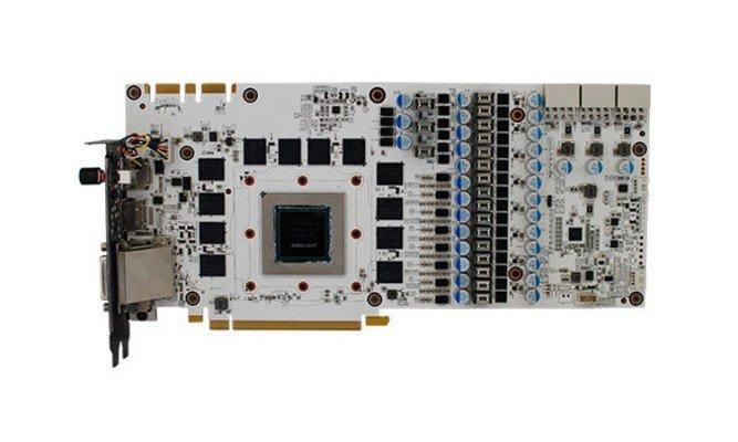 Galax GTX 980 Ti HOF GOC 16+3 Phases
