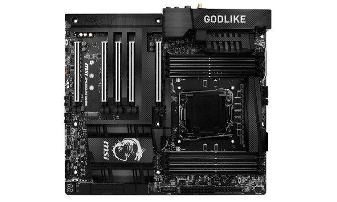 MSI X99 Godlike Gaming Carbon 2