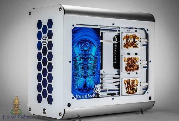 Snef Computer Design Tropical Voodoo 2