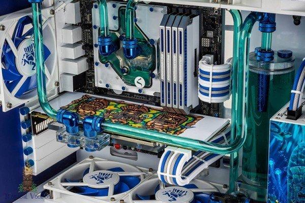 Snef Computer Design Tropical Voodoo 3