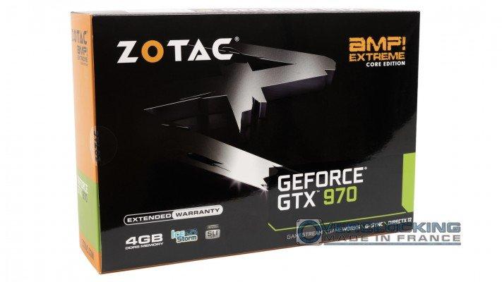 ZOTAC GTX 970 AMP Core edition 2