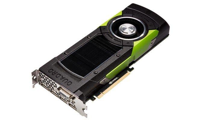 nVidia Quadro M6000 24 Go