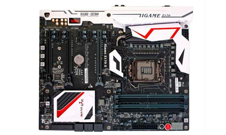 Colorful Z170 iGame Ymir-X Gaming