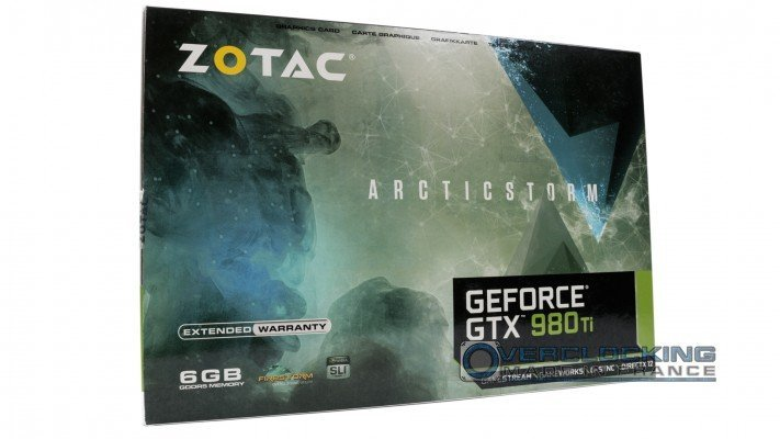 ZOTAC GTX 980 Ti Artic Storm 1