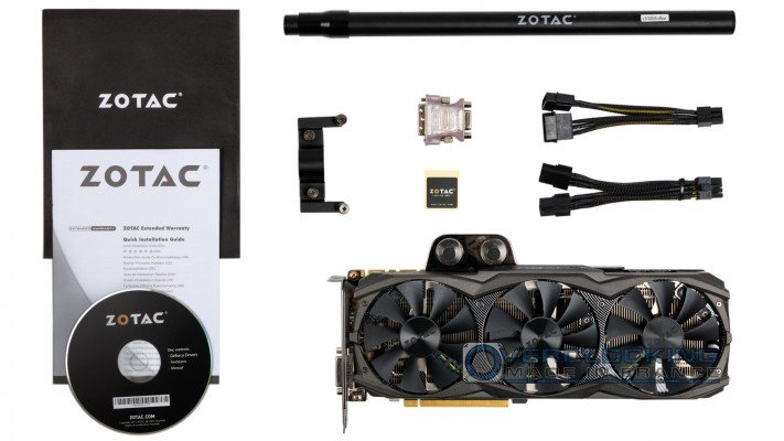 ZOTAC GTX 980 Ti Artic Storm 3