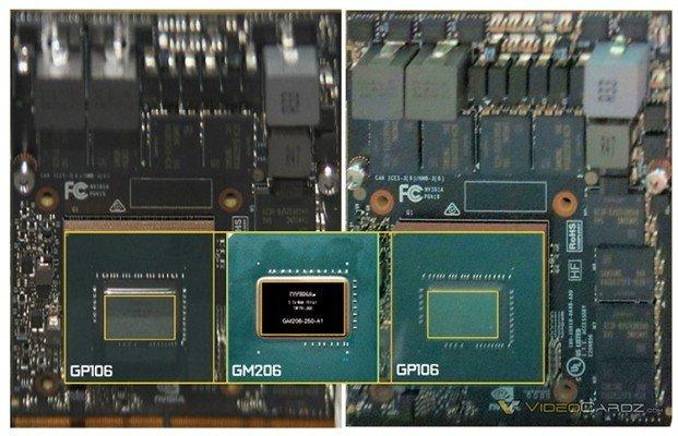 nVidia Pascal GP106