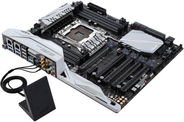 Asus X99 Deluxe 2