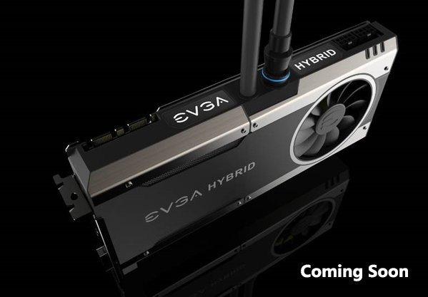 EVGA GTX 1080 Hybrid