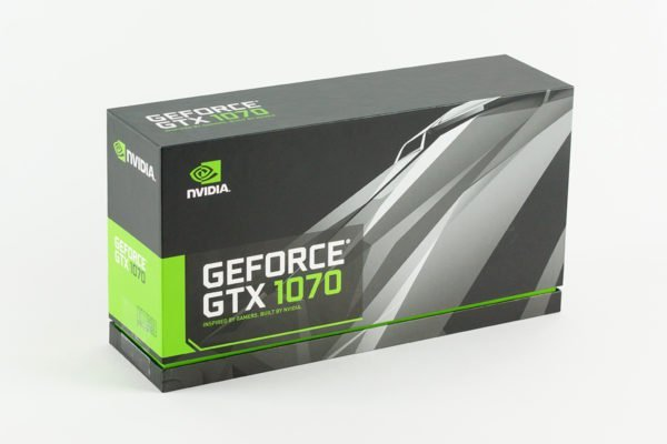 GTX 1070 box