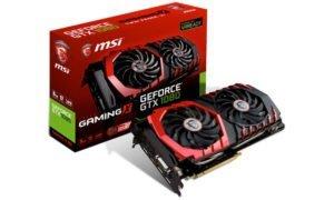 MSI GTX 1080 Gaming
