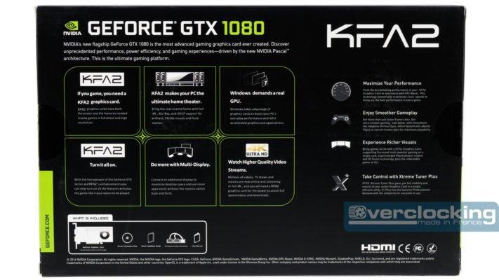 KFA2 GTX 1080 EXOC 2