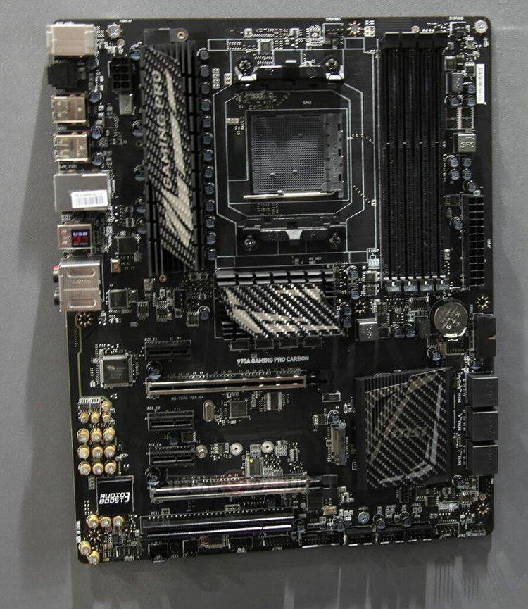 MSI 970 Gaming Pro Carbon