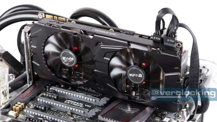 KFA2 GTX 1080 ExOC