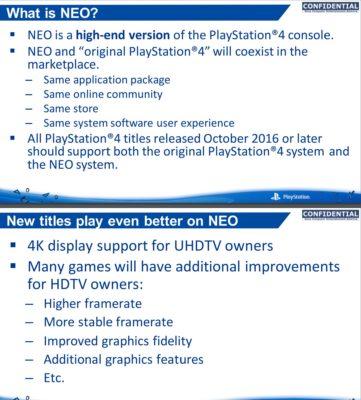 PS4 Neo leak 1