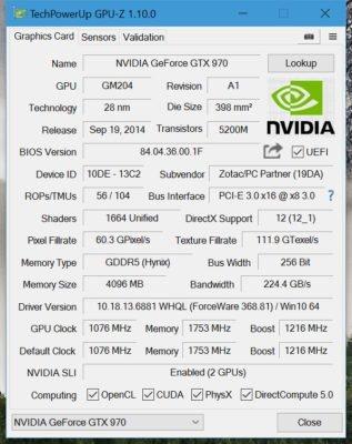 GPU-Z 1.10.0