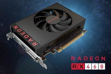 AMD RX 550 vs RX 460
