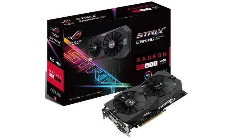 ASUS RX 470 StriX