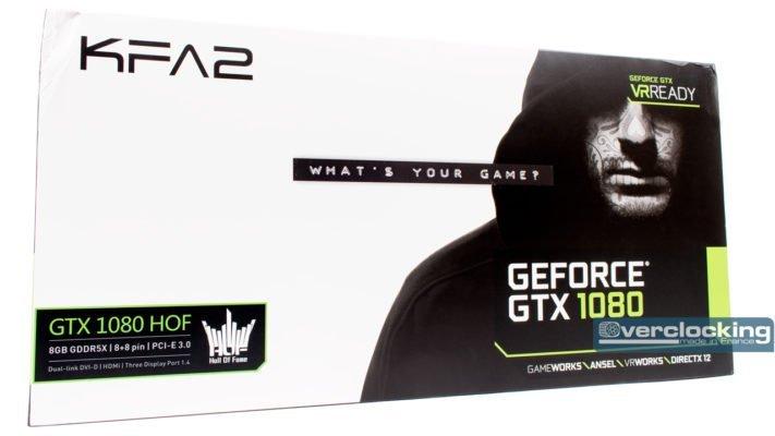 KFA2 GTX 1080 HOF 15