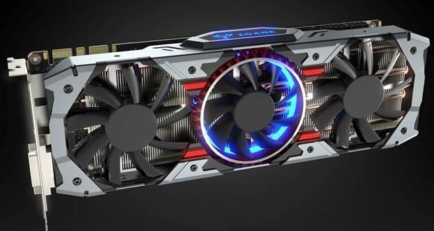 Colorful iGame GTX 1070 X-TOP-8G