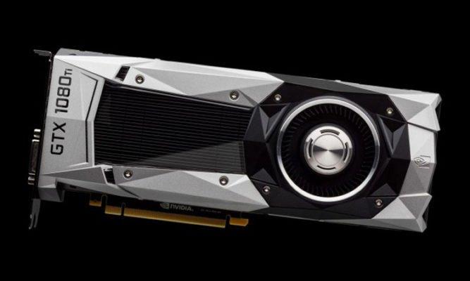 nVidia GeForce GTX 1080 Ti
