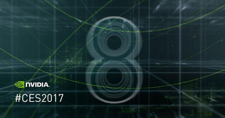 nVIdia GTX 1080 Ti CES Annonce