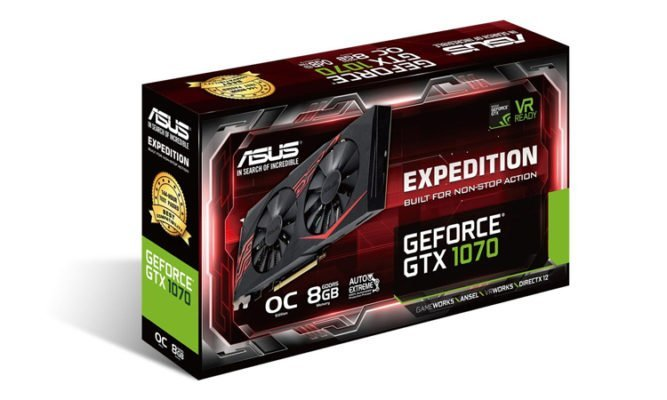 ASUS GTX 1070 Expedition (2)