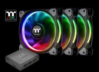 Thermaltake Riing Plus 12 RGB Radiator (1)
