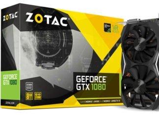 Zotac GTX 1080 Mini