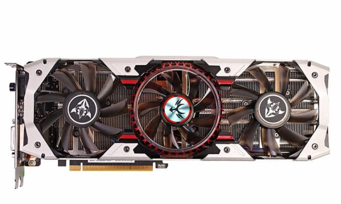Colorful iGame GTX 1080 X-Top-8G Advanced (1)