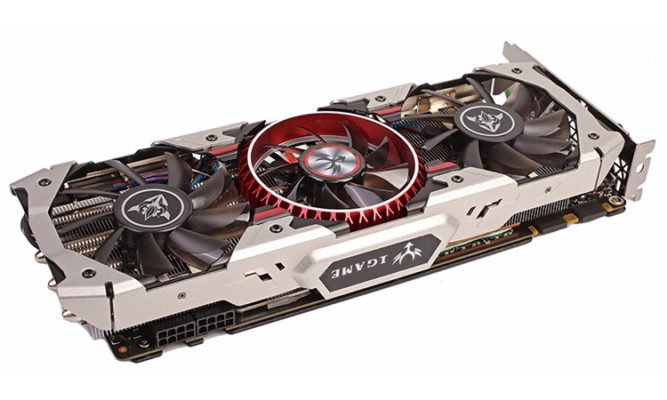 Colorful iGame GTX 1080 X-Top-8G Advanced (2)