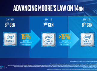 Intel 8th génération