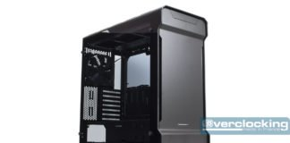 Phanteks Enthoo Evolv ATX Tempered Glass