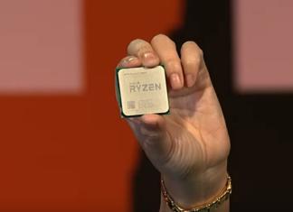 RyZen 7 CPU