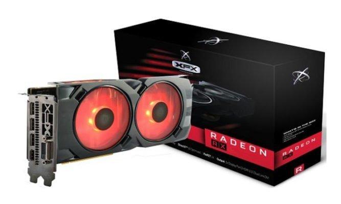 XFX RX 480 Crimson Edition (1)