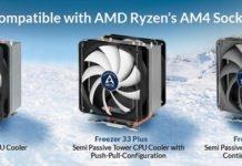 Arctic Freezer 33 series