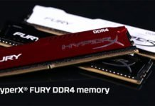 Kingston HyperX Fury DDR4