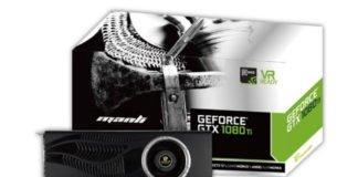 Manli GTX 1080 Ti with Blower Fan