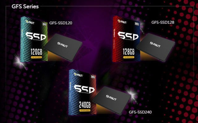 Palit GFS Series