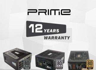 Seasonic Prime 12 ans de garantie