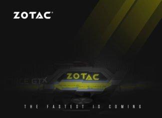 Zotac GTX 1080 Ti AMP! Teaser