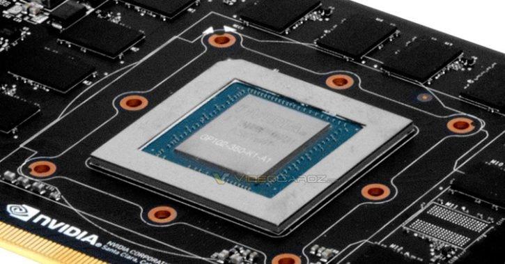 nVidia GTX 1080 Ti GPU