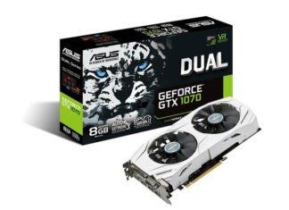 ASUS GTX 1070 Dual