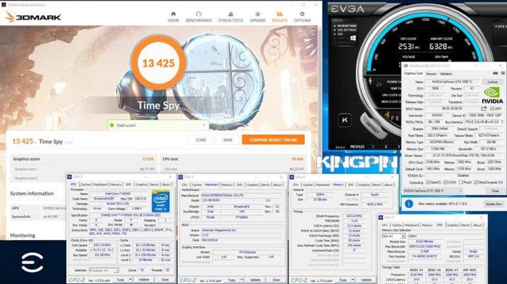 GTX 1080 Ti KingPin